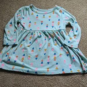 Long sleeve tunic/dress